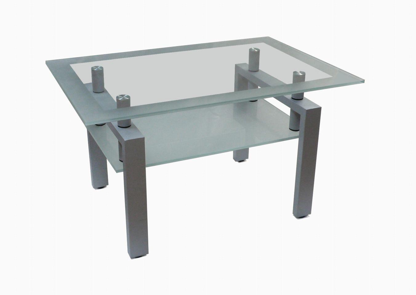 Журнальный столик стеклянный своими руками
